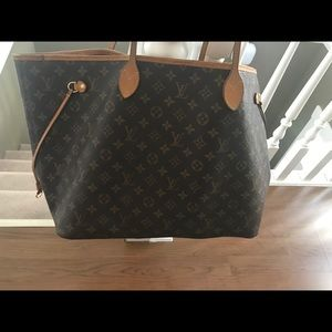 Authentic LV Large Neverfull